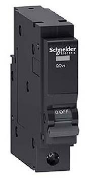SCHNEIDER เบรคเกอร์ 1P 25A 6KA QO125VSC6T สีดำ