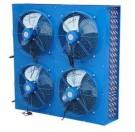 คอนเดนเซอร์ระบายความร้อนด้วยอากาศ Air Cooled Refrigeration Condenser