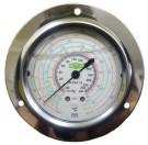 Refco : MR-205-DS-MULTI เกจวัดแรงดัน M2-205-DS-MULTI