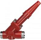 """Danfoss : SVA-L Shut off valve : 15mm , 1/2"""" , 148B5271"""